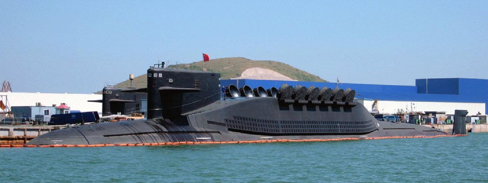 Sous-marin nucléaire lanceur d'engins (SNLE) chinois type 094 (classe Jin) (apl-chine.com)