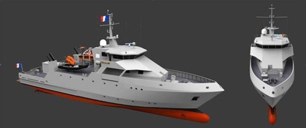 Euronaval 2012, Une belle vitrine pour l'industrie navale française
