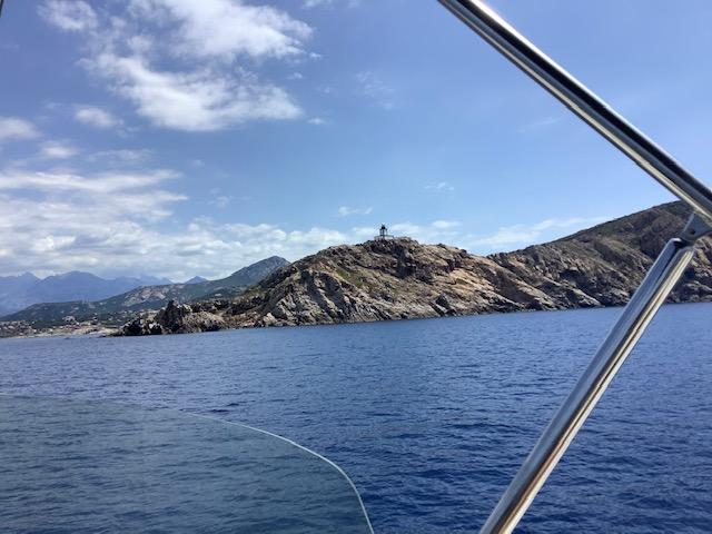 3 La Revelatta au large de Calvi Corse