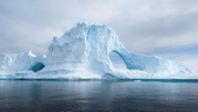 Pôle nord - Marine & Océans