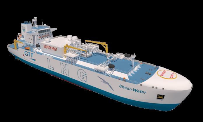 bateau GTT - Marine & Océans